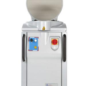 Robocut (R) hydraulische deegverdeler met ronde kuip