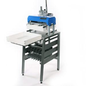 Ручной тестоделитель - формовщик Ecotrad
